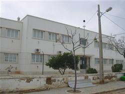 Complexo das salas de aulas da antiga Escola Industrial de Olhão