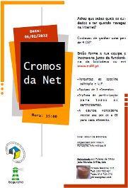 1º Concurso Cromos da Net