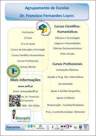 Oferta Formativa para 2013/2014